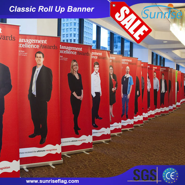Classic Roll Up Banner